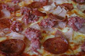 Italian Meat Pizza