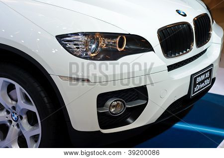 Front Of Bmw X6