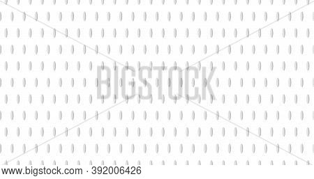 Mesh Texture For Jersey Fabric. Seamless Pattern For Sportswear In Football, Volleyball, Basketball,