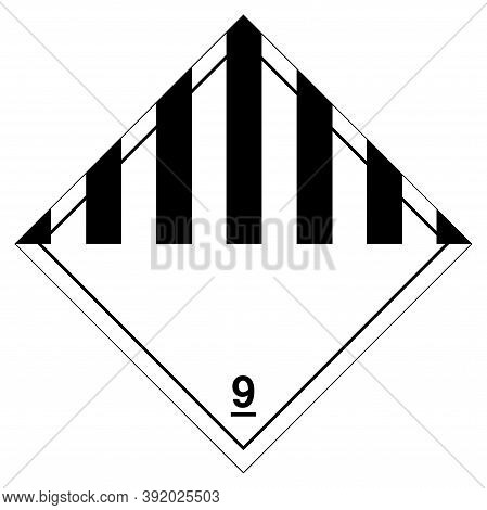 Blank Miscellaneous Symbol Sign, Vector Illustration, Isolate On White Background Label. Eps10