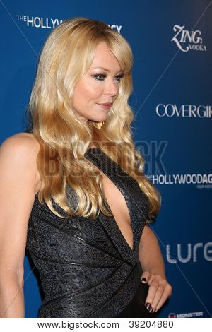 LOS ANGELES - NOV 18:  Charlotte Ross arrives for the US Weekly AMA After Party at Lure on November 18, 2012 in Los Angeles, CA