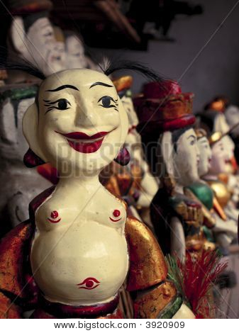 Vietnamese Traditional Water Puppet