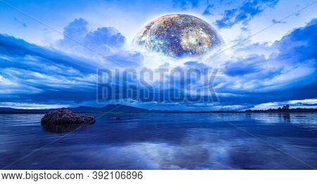 Earth Concept And Ecological Environment Use For Background