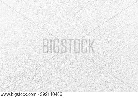 White Color Abstract White Grunge Cement Wall Texture Background And Have Copy Space For Text.