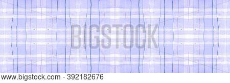 White Flannel Checks. Watercolor Stripes Repeat. Vintage Checkered Ornament. Seamless Flannel Checks