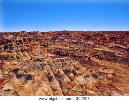 Desert Colours