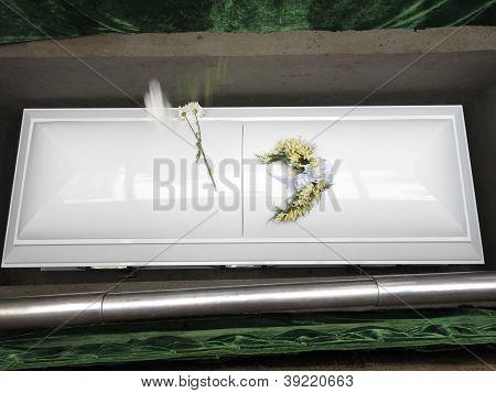 White Coffin