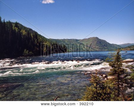 Lake Kanas