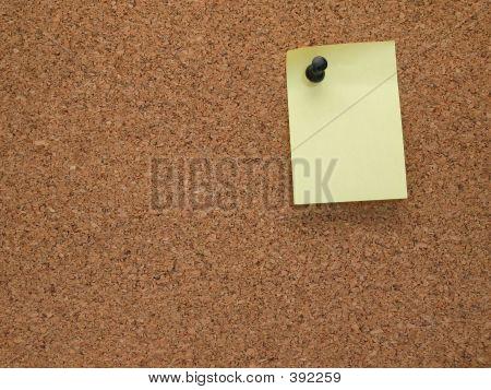 Memo Board And Note
