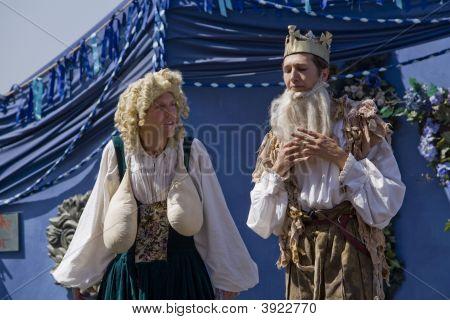 Renaissance Pleasure Faire - Comedy Players