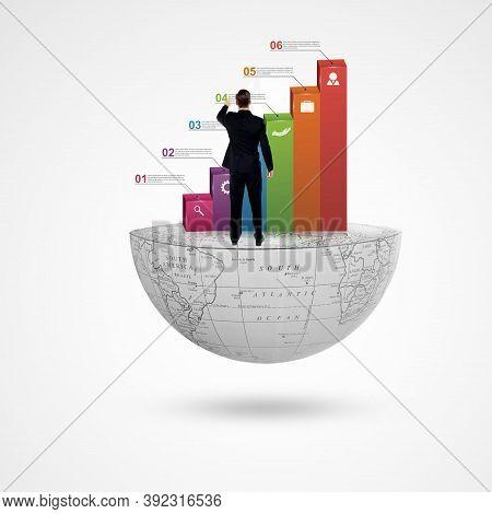 World Entrepreneurship Day, World Statistics Day, Entrepreneurship Day, Positive Man In Optical Spec