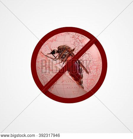 World Malaria Day, Suitable For Greeting Card, Poster, Banner, April 25, Healthcare And Medical Conc