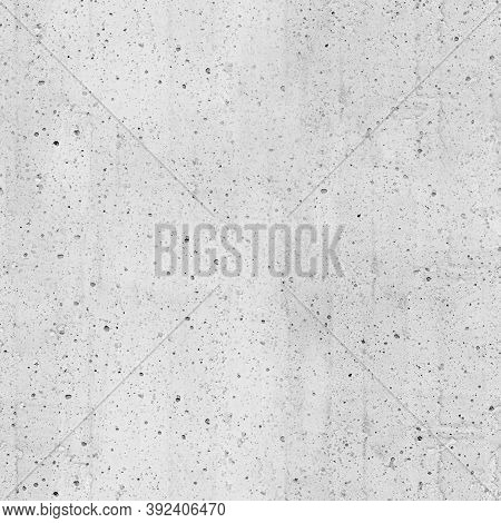 Seamless Texture Of Gray Concrete. Concrete Texture For Render And Background. Concrete Wall. Gray C