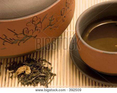 Jasmin Green Tea