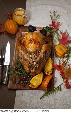 Thanksgiving Traditional Roasted Turkey