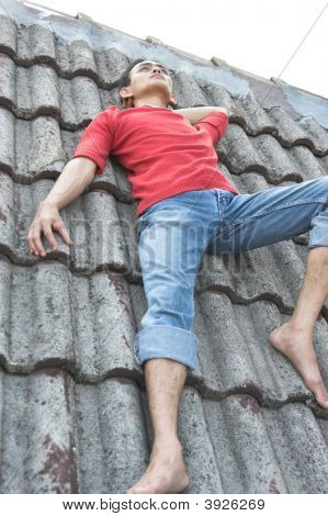 Lie Down In Roof