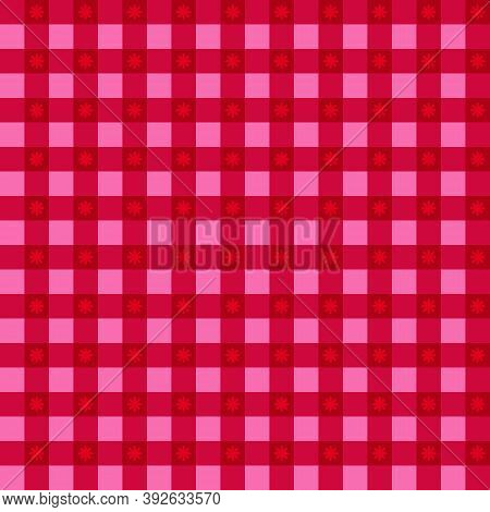 Vector Abstract Seamless Stock Color Background Of Intersecting Lines For Design, Packaging, Paper P
