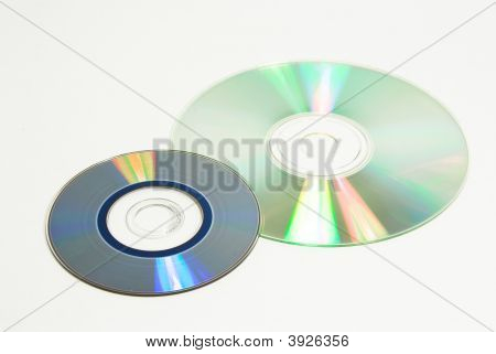 Two Recordable Discs