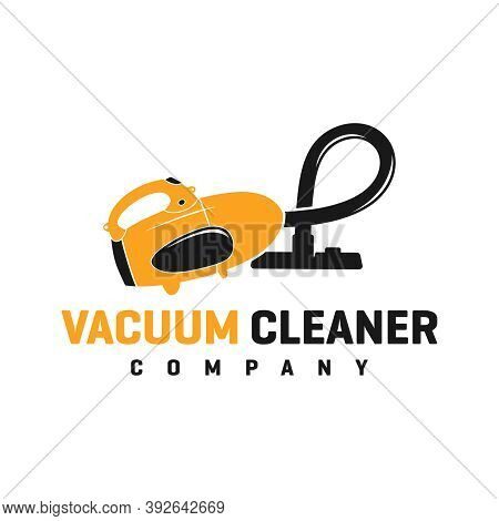 Home Cleanliness Vacuum Logo Design Or Brand