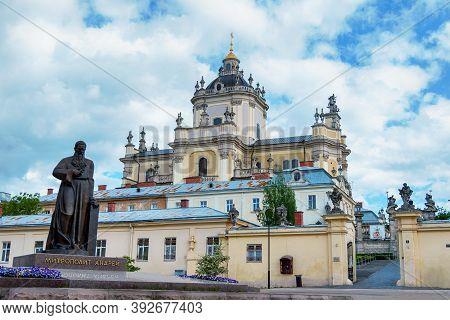 St. George's Cathedral In Lviv (lvov)