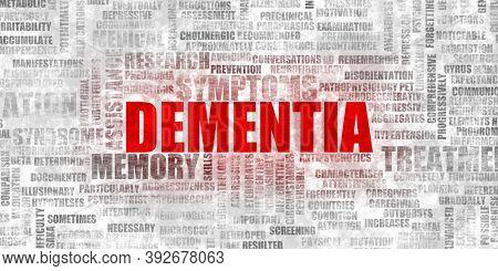 Dementia Symptoms as a Mental Degeneration Concept