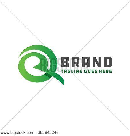Logo Design Branding Letter R Or Brand