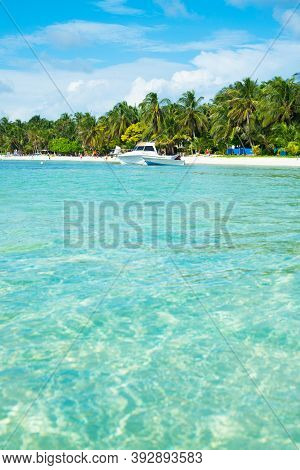San Andres Island At The Caribbean, Colombia, South America