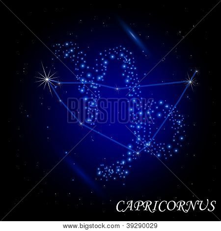 Sign of the zodiac -  Capricornus