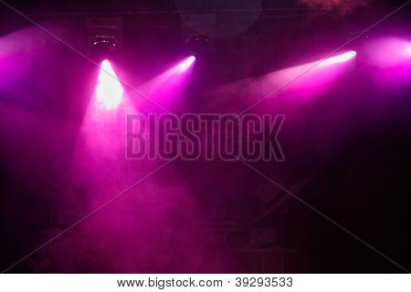 concert light show Stage lights, Stage Lights poster