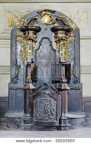 Old Confessional