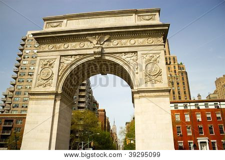 Washington Square Park Arch, New York