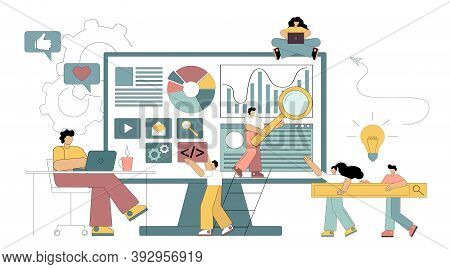 Website Development, Creation. Programming, Script Coding, Application For Mobile Devices. A Group O