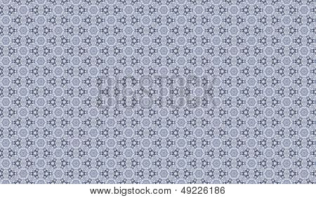 Lace Seamless Bitmap Background Pattern - Texture Tile poster