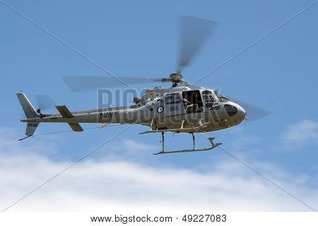 Royal Australian Navy As350