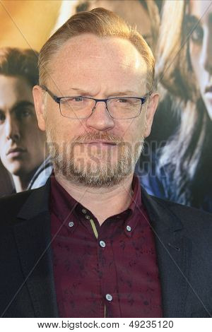 LOS ANGELES - AUG 12: Jared Harris at the premiere of Screen Gems & Constantin Films' 'The Mortal Instruments: City of Bones' at ArcLight Cinemas Cinerama Dome on August 12, 2013 in Hollywood, CA
