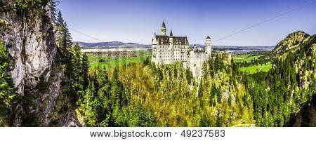Neuschwanstein Castle (munich) - Bavarian