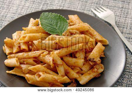 Serving Of Pasta