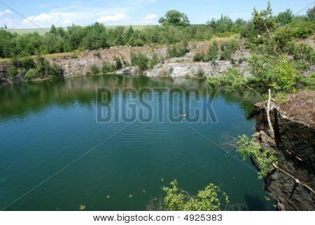 Old Flooded Quarry