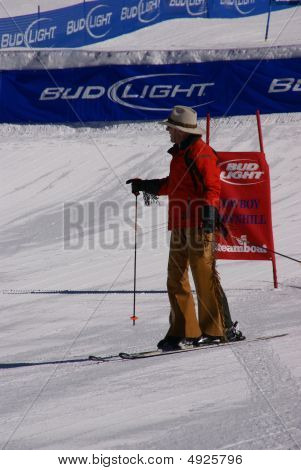 Billy Kidd,    Olympic Medal In Alpine Skiing [1964]