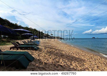 Thai beach, Pattaya Thailand