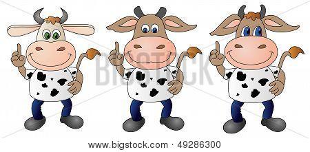 Cow seven - Composite