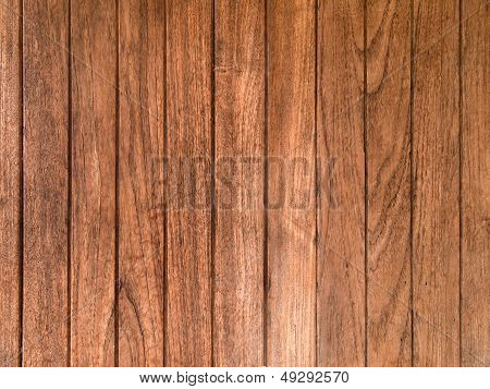 Texture Of Old Brown Wood