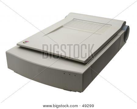 Flat Scanner