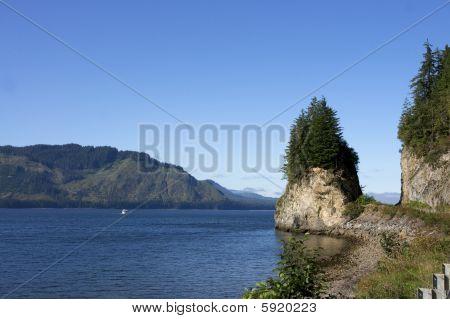 Icy Straight Point Alaska