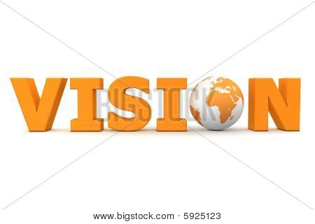 Vision World Orange