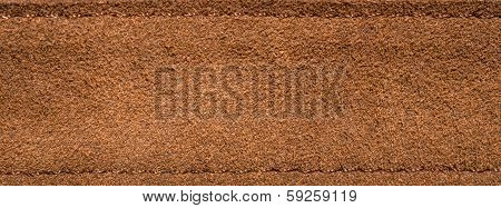 Texture of some brown leather