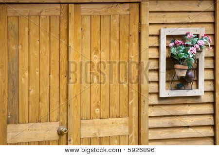Cottage Exterior Door