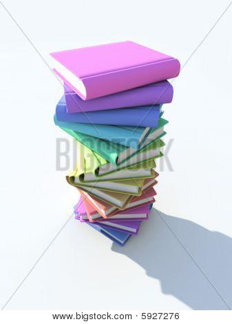 Stock of books