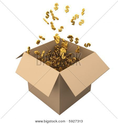 Box full of bucks