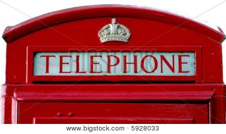Phone Box Top